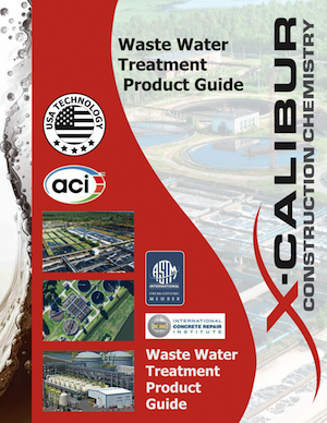 Waste Water Treatment Product Guide